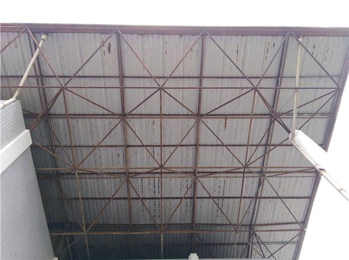 vwin德赢备用网架屋面vwin ac米兰施工方案(图1)